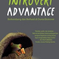 Buku Baru The Introvert Advantage Marti Olsen Laney Psy D