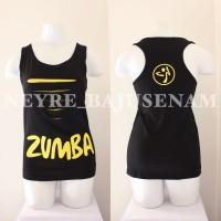 Jual Baju Zumba/ Atasan Senam/ Aerobik/  Yoga Murah