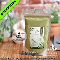 Jual Pure Matcha GreenTea Teh Hijau Serbuk Purematcha Green Tea Bubuk 100gr Murah