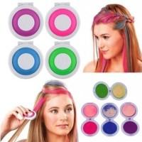 Jual New  Hot Huez Temporary Hair Chalk/Pewarna Rambut Murah