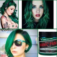 Manic Panic in Jar 10ml Green Envy CLASSIC