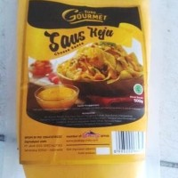 Saus Keju Euro Gourmet Cheese Sauce by Cimory 500 Gr