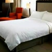Jual SPREI HOTEL PUTIH/WARNA 100 X 200 X 30 BAHAN MICROTENCEL(KATUN JEPANG) Murah