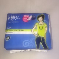 Kotex soft n Smooth slim non wing 10 pads