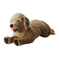 Boneka Anjing Golden Retriever 70cm IKEA GOSIG Mainan Anak