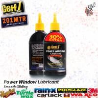 Getf1 Power Window Lubricant 150 - Lubrikasi Untuk Kaca Jendela