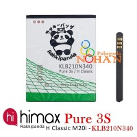 Baterai Himax Polymer Pure 3s Himax H Classic M20i Double Protection