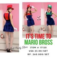 Cosplay Kostum/Mario Bros Kostum