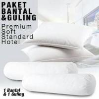 Jual khusus Bantal & Guling Isi silikon bukan dakron / selimut /Sprei/Kasur Murah