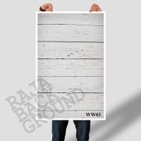 Jual ALAS FOTO WHITE WOOD 50cm x 100cm  Lebih Besar dari A2 & A1 Murah