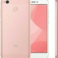Hp Xiaomi Redmi 4X (Xiomi 4G LTE Ram 3/32GB) - Gold, Black & Rose Gold