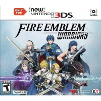 Jual 3DS FIRE EMBLEM WARRIORS (ONLY FOR NEW 3DS AND 2DS XL) Murah