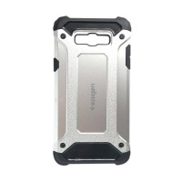 Spigen Iron Man Case Vivo V5 Plus X9 - Silver
