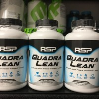 Best Supplement for Fitness RSP Quadra Lean 150 caps RSP Quadralean 1