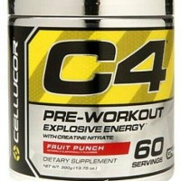 Best Supplement for Fitness Cellucor C4 60 Serving C4 New Formula