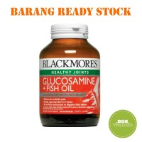 Jual Blackmores Glucosamine   Fish Oil 90 kapsul Murah