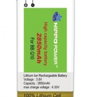 Jual BATTERY HIPPO BLACKBERRY Q10 NX1 2850MAH Murah