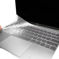 Jual Pengiriman Cepat Keyboard Silicone Cover Protector Skin for Macbook 12 Murah