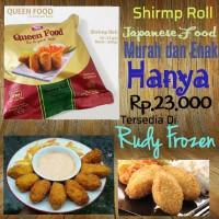 Shrimp roll/food/nugget/sosis/enak/murah/promo/olahan/daging/udang/ena