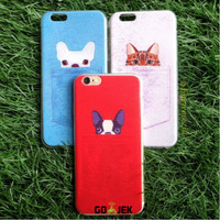 POCKET BABY ANIMAL CASE - Iphone 4,5,6 -Grand Prime - Cute Jelly Case