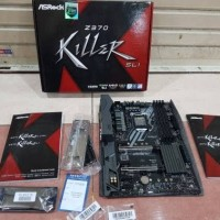 ASRock Z370 Killer SLI (LGA 1151,Z370,DDR4) Support Coffee Lake