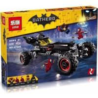 Mobil Batman Movie LEPIN 07045 Bathero The Batman Speed Wagon