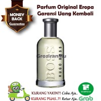 TESTER Parfum Pria Original Hugo Boss Bottled Parfume Ori Reject Eropa