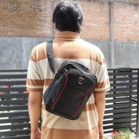 Harga grosir tas murah selempang polo casual sporty slingbag pria kuat | Pembandingharga.com