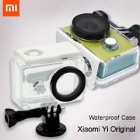 Jual Waterproof Case Original Xiaomi Yi - White  Murah