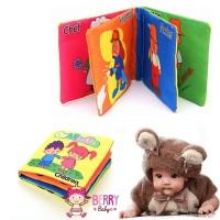 Jual Buku Bantal Bayi Character Children Mengenal Karakter Murah