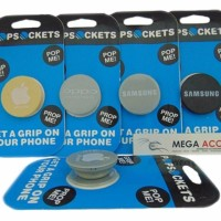 Jual PopSockets Phone Grip Ring Holder Bracket For Smartphone Murah
