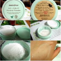 Jual innisfree no sebum mineral powder 5g Murah