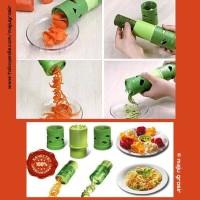 Jual Hot Item! Veggie Twister - Alat Pembuat Garnish Spiral Murah