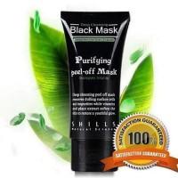 Jual SHILLS - Natural Purifying Peel Off Black Mask / Masker Lumpur Hitam Murah
