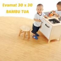 Jual Matras /Tikar / Karpet / Puzzle alas lantai evamat / Evamat Bambu Murah