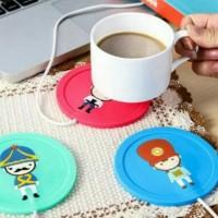 Jual USB Pad Warmer | USB Tatakan Gelas Pemanas Kopi, Teh, Susu Murah