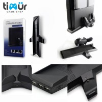 Jual PS4 OIVO New 7 In1 Console Stand Dock Cooling Fan Controller Charger Murah