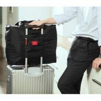 PROMO Foldable Travel Bag / Hand Carry Tas Lipat / Koper Bagas