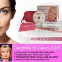 Jual New Power Wand Thermal Oxygeneting Skin Care System Murah