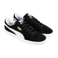 [Original] Puma Suede Classic Black/White - 35263403