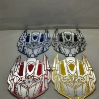 Jual JUAL MURAH emblem transformer / transformers autobot face ukuran besa Murah