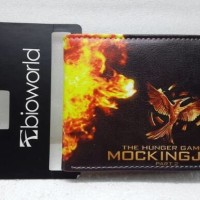 Jual JUAL MURAH Dompet Hunger Games Mockingjay part 2 Import Murah
