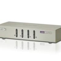 Jual (Sale) ATEN CS74U 4-Port USB VGA/Audio KVM Switch Murah