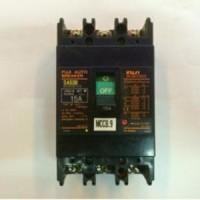 MCCB SA53B 3P 15A Fuji Electric