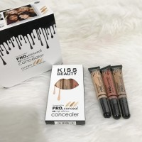 PRO CONCEALER TUBE - Kiss Beauty HD Contour /Shading/ Foundation Cair