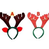 Jual Bando Natal Tanduk Rusa Murah