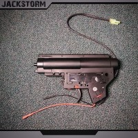 JG V2 QD Gearbox Set (Back Wire)