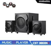 Jual Simbadda Music Player CST 3800 N+ Murah