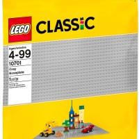 Lego Classic 10701 - 48x48 Grey Baseplate Large