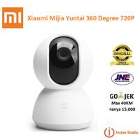 Jual Xiaomi Yi Mijia Yuntai Smart Dome WiFi IP 360 IP Camera CCTV 720P Murah